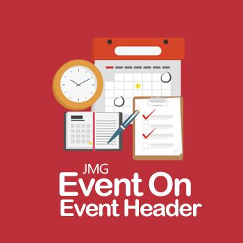 JMG Event On Event Header