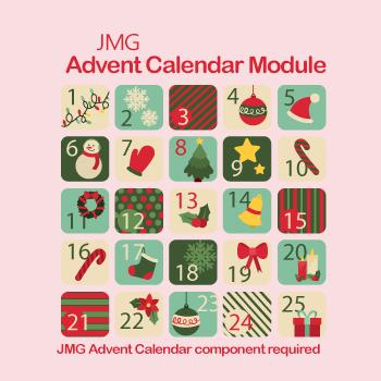 JMG Advent Calendar Module