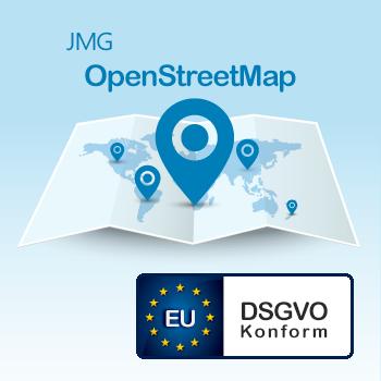 JMG OpenStreetMap DSGVO