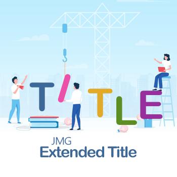 JMG Extended Title