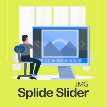 JMG Splide Slider: Dieses Modul implementiert den leistungstarken Splide Slider in Ihrer Webseite.