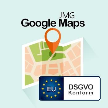 JMG Google Maps DSGVO