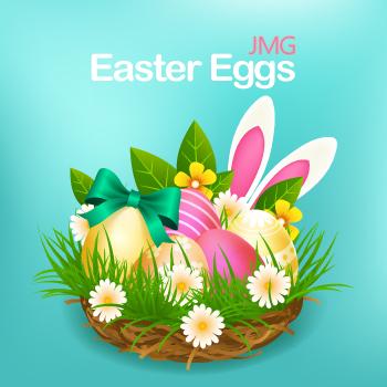 JMG Easter Eggs