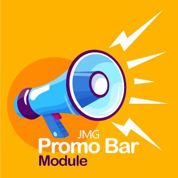 JMG Promo Bar Module